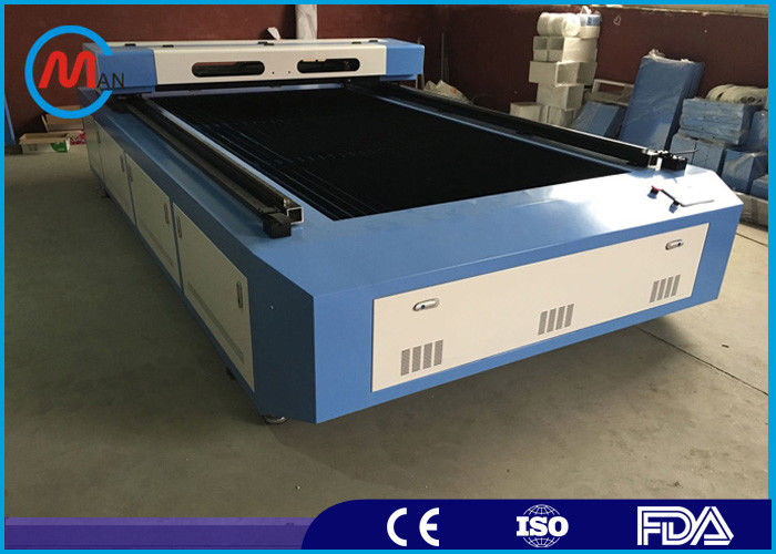 Water Cooling 150W Wood Laser Cutting Machine , CNC Co2 MDF Laser Cutter