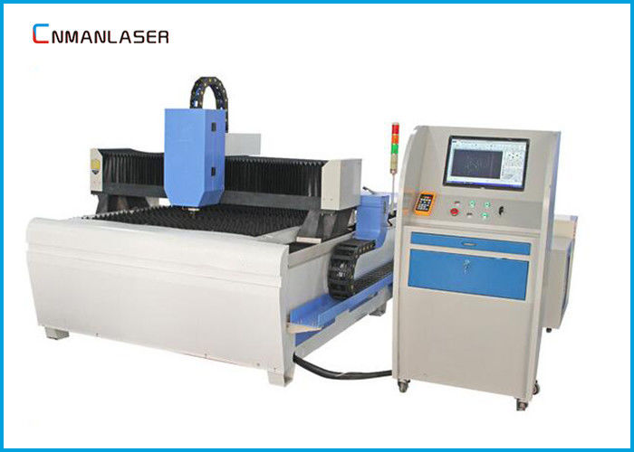 Water Cooling Saw Tooth Table 1000W Cnc Fiber Laser Cutting Equipment