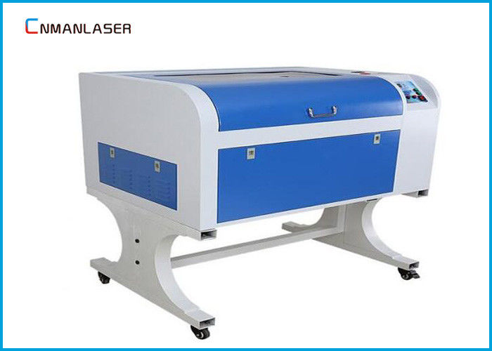 6090 Cnc CO2 Fabric Acrylic Wood Laser Cutting Machine With Red light DSP Control System