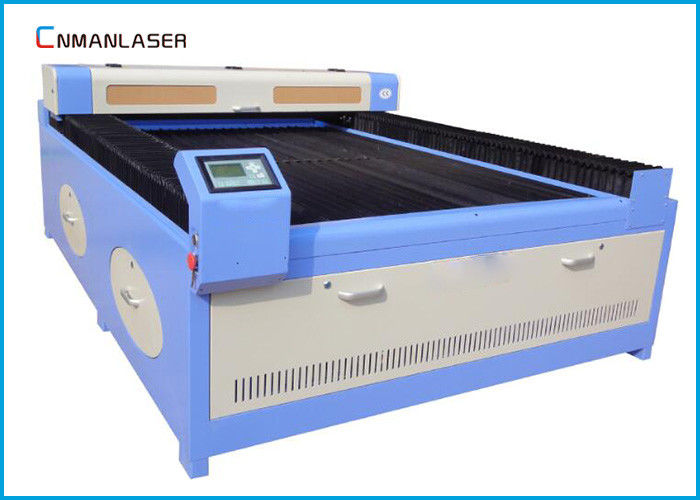 1325 Large Flatbed Ball Screw Nonmetals CO2 Wood Laser Cutting Machine