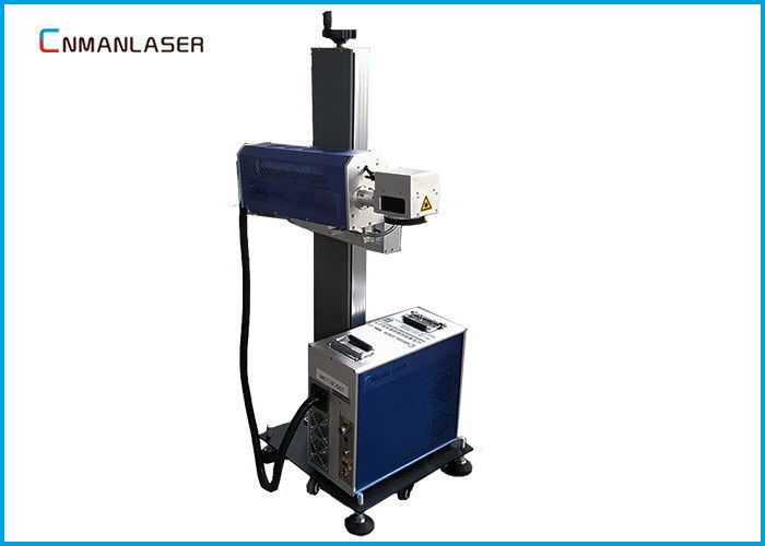Air Cooling Flying 20w Co2 Laser Carving Machine For Easy Tear Line Marker